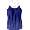 Prana W's Meadow Top Indigo Cascade